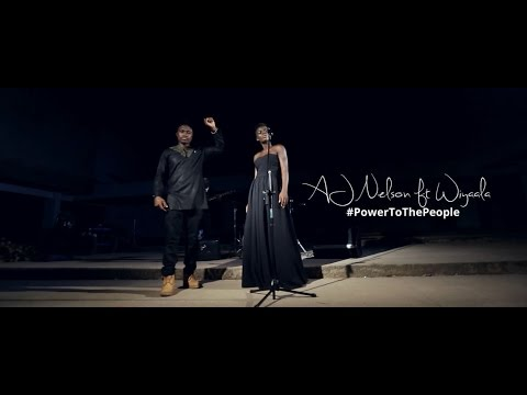 AJ Nelson - Power To The People ft. Wiyaala (Official  Video) {Ghana Mp4, Mp3}