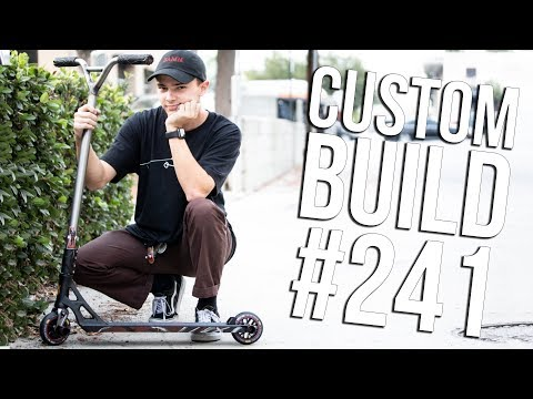 Custom Build #241 │ The Vault Pro Scooters