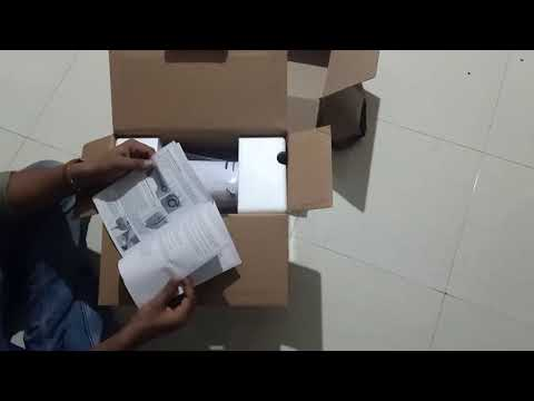 Unboxing Of Sewing Machine From # Amazon #Qualimate
