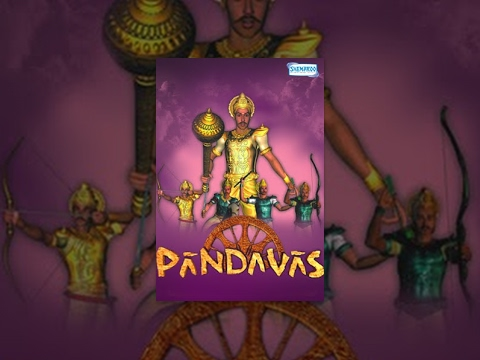 Pandavas - The Five Warriors ► English Animation Movies