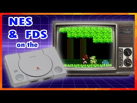 How To Play NES And Famicom Disk System Games On The Playstation Classic With Autobleem (Tutorial)