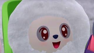 Малышарики - Повчальний мультик для малюків - Всі серії підряд - Пори року!    ❄️