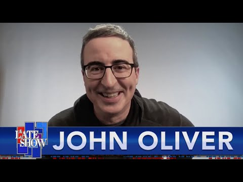 John Oliver Compares The UK's Handling Of The Coronavirus With America's Pandemic Response