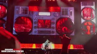 Eminem Live at Bellahouston Park in Glasgow, Scotland (Glasgow Summer Sessions 2017) [Full concert]