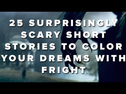 really scary stories