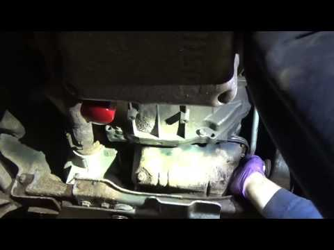 Replacement Of  Allison  Tranny  Lines On A 2500HD With Duramax