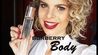 Resenha de perfume - BURBERRY BODY
