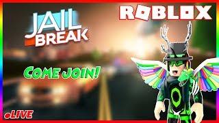 🔴🌋 (Road to 5K!) Roblox Jailbreak 2B besucht jetzt Update! Kommen Sie mit! 🌋🔴