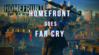 Second Time's the Charm? - Homefront: The Revolution Review