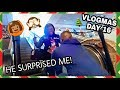 HE SURPRISED ME! + Subscriber Mail & Enchanted Forest! Vlogmas Day 16