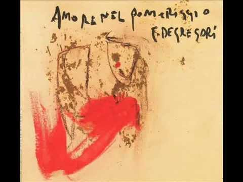 Francesco De Gregori - Sempre e per sempre -