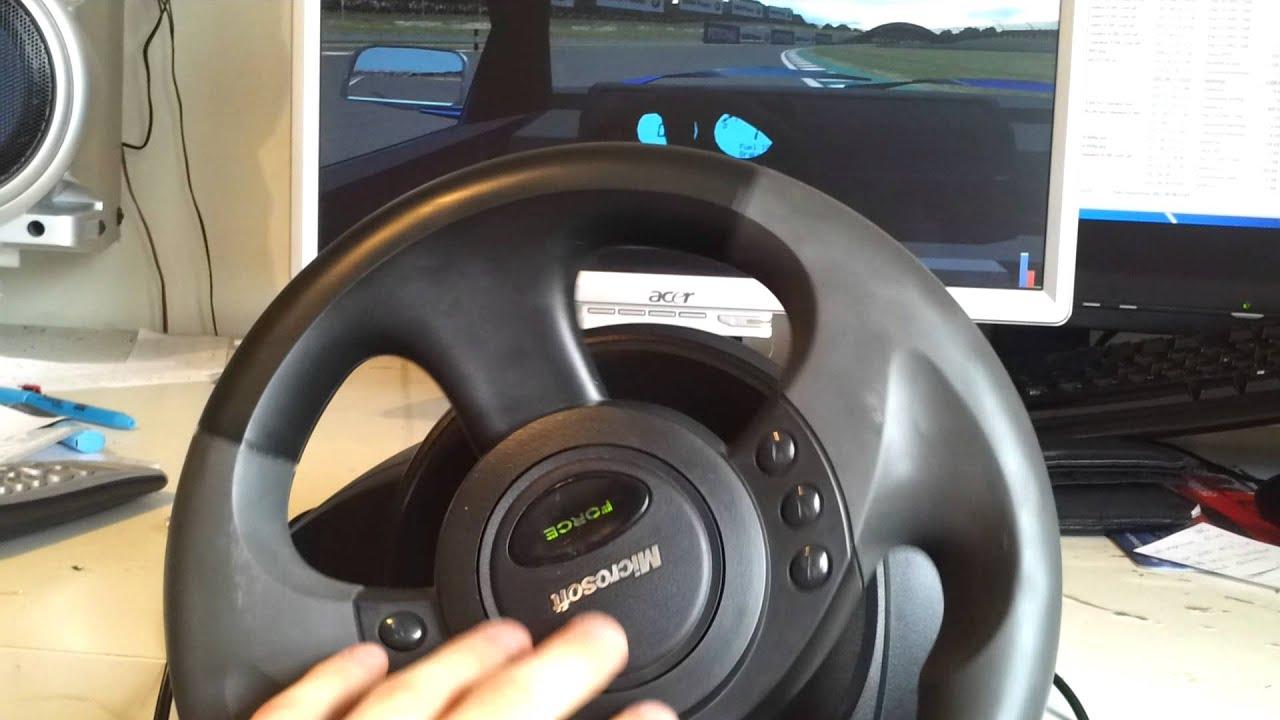 MICROSOFT SIDEWINDER STEERING WHEEL 64BIT DRIVER
