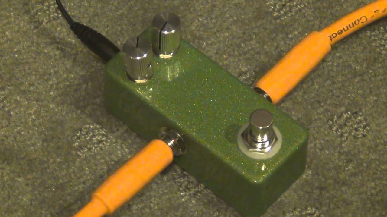 DIYGP Vulcan Drive - Sound Demo