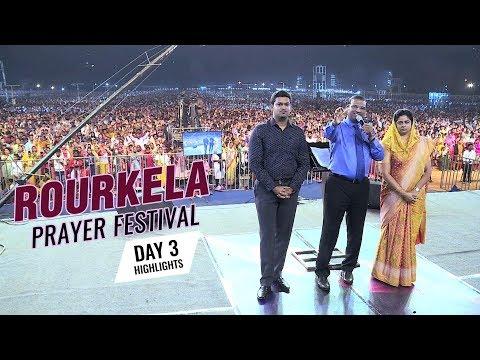 Rourkela Prayer Festival | Day 3 Highlights | Jesus Calls