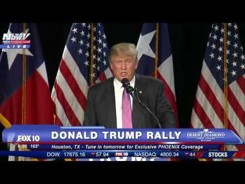 """Donald Trump To Orlando Terrorist: """"Son Of A Bitch"""""""