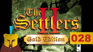 [028] The Settlers 2: Gold Edition - HQ under attack