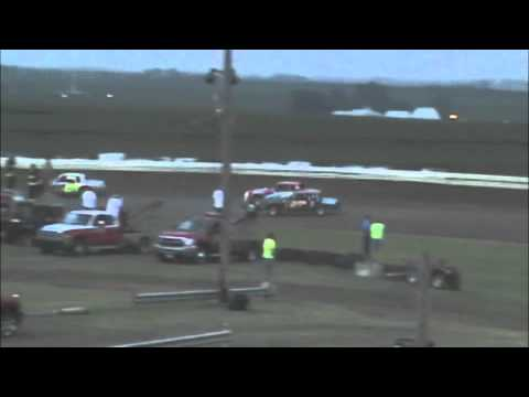 Hobby Stock Nationals Sioux Speedway June 28th