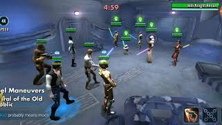 C3PO DOES Make The Rebels Go First - Confirmed vs Revan 305 Speed - CLS 304