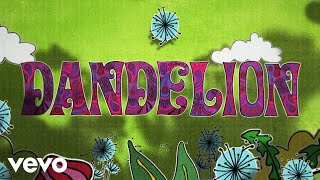 The Rolling Stones - Dandelion (Official Lyric Video)