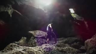 hinagdanan cave dauis bohol philippines