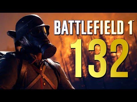 Battlefield 1: 132 Kills - Defense in Hell (4K PS4 PRO Multiplayer Gameplay)
