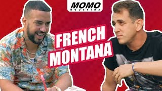 French Montana avec Momo - [Exclusive ] - لأول مرة فرنش مونتانا يحكي قصة نجاحه بالدارجة