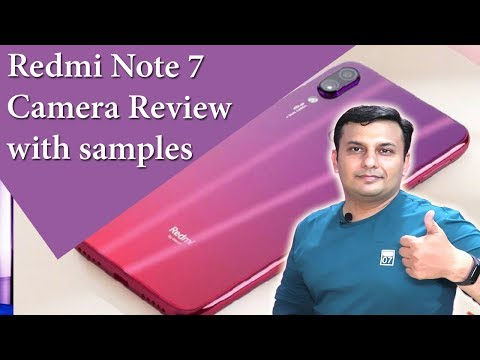 Redmi Note 7 camera review with samples | day light | low light