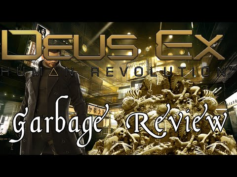 A Ridiculous Recap Of Deus Ex Human Revolution