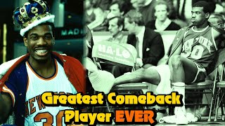 How Bernard King Became King Of The Comeback