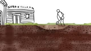 LE JARDIN DE PLUIE gérer les eaux pluviales de sa maison à la parcelle