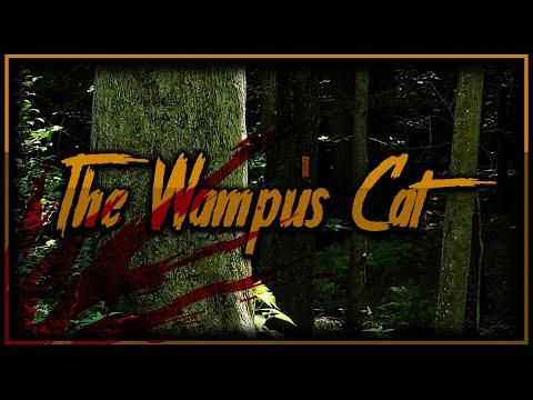 """""""Wampus Cat"""" a"""