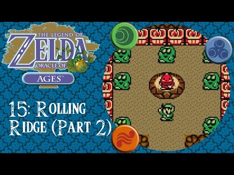 The Legend of Zelda: Oracle of Ages (Linked Game