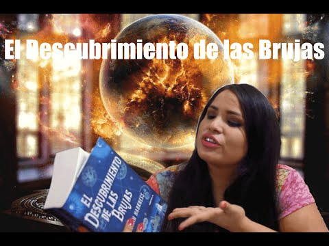 reseña-el-descubrimiento-de-las-brujas- -el-alma-de-los-libros- -booktube-perú