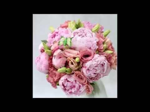 """Свадебные букеты от салона цветов """"Белая Орхидея"""""""
