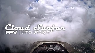 FPV Drifter ultralight - Cloud surfer 2015