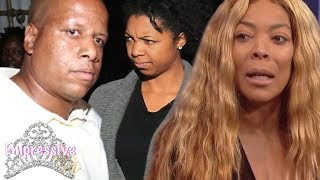 Wendy Williams' husband exposed for allegedly having a 10 year affair with another woman