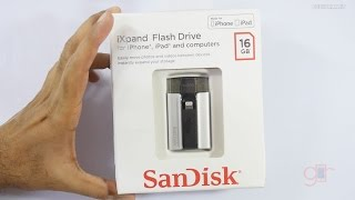 SanDisk iXpand a Flash Drive for iPhone & iPad