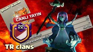 TR CLANS KLAN SAVAŞLARI | CLASH OF CLANS