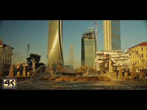 [4K - *CINE*] MILAN's CITY-LIFE - CANON EOS M + MAGIC LANTERN RAW - DAVINCI RESOLVE - 184Mbps!