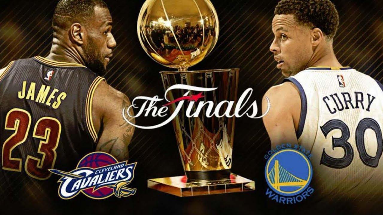 Nba Finals Promo Trilogy Cavs Vs Warriors