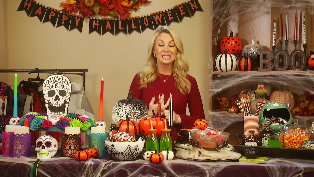 best halloween party tips with raina seitel - youtube