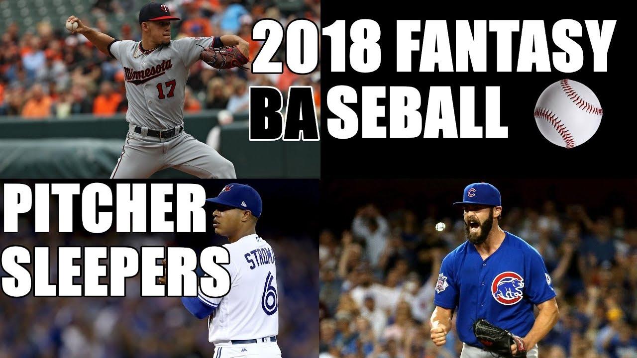2018 fantasy baseball sleepers