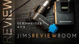 Sennheiser AVX Microphone - REVIEW (Lavalier Mic for Cameras)