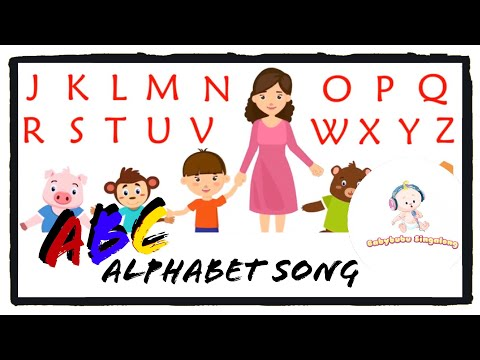 ABC Songs With Lyrics (2018) - Sing Along Nursery Rhymes For Children, Kids and Toddlers