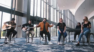 In The Name // Lakęwood Music Ft. Kim Walker-Smith // New Song Cafe