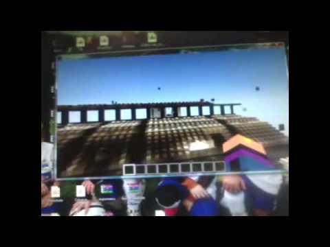comment mettre une map sur minecraft +visite du stade de marseille