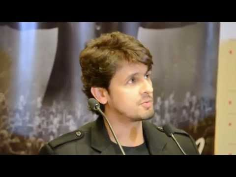 Sonu Nigam SEF Concert Press Conf. San Jose, Calif., May 2014