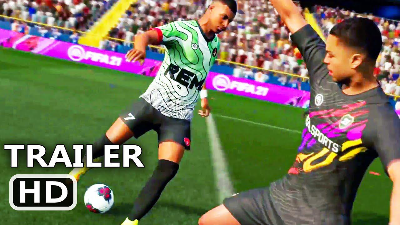 PS4 - FIFA 21 Ultimate Team Trailer (2020)