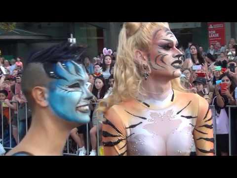 40th Anniversary of Sydney Gay & Lesbian Mardi Gras (2018): Before the Parade