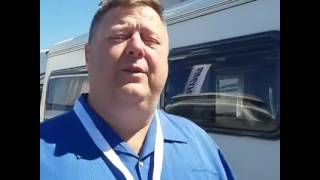 Live from the Hershey RV Show - New Erwin Hymer Gr
